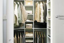 Closet Organize / by Evelyn Blair