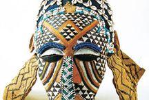 Kuba Ngaady Mwaash African Mask