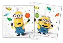 Minions fødselsdag