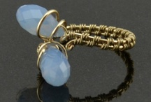 Wire Wrapped Jewelry / by Katie Hacker