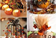 Inspiration || Autumn Wedding