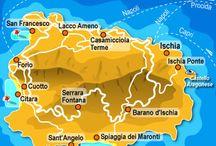 Dovolená - Ischia Itálie
