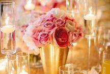 Gold wedding / Wedding Inspiration