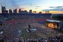 Past CMA Music Festivals / by Country Music Association