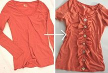 Upcycling/sewing