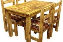 İmalattan Cafe Ahşap Masa Sandalye / Ahşap Masa Sandalye