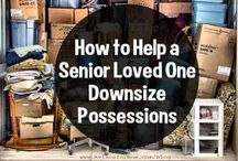 #Downsizing  ::  #EmptyNest &  #Seniors / Downsizing for empty nesters and seniors.