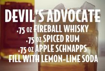 Alcoholic Beverages.....mmmmmm / by Jenny Perry