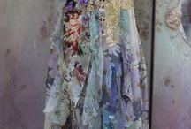 vestidos romanticos