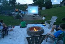 Outdoor movie / by ULTIMATE LASH LOVER