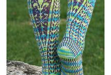 Knitting love: Socks