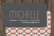 name card idea