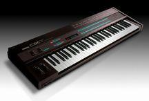 80's Music Equipment