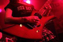 Nox Aeterna - Melodic Death Metal / Live shows of Nox Aeterna  |  Follow Arnold, Debbie, Erik, Gerard & James!