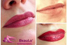 Tint lips by Chuni BeauLo® / 3D lips PMU