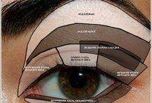 Глаза больше