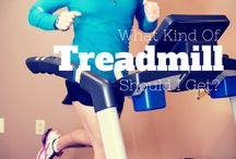 Treadmill Reviews / A compilation of treadmill reviews! / by Michele Gonzalez
