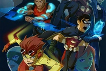 Super Heroes Art