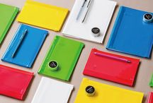 Colorful Notebooks!