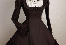 Платье лолиты