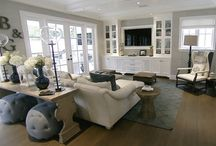Family Room / by Carrie Upchurch