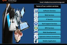Services & Solutions / GA Technocare Technology provides best online Software Development Services and Solutions.