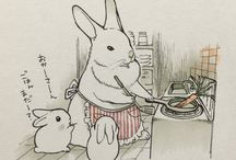Bunny up!