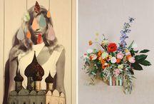 Florals for Illustration inspiration