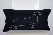 cushions, carpets, blankets ...