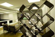 ShowRoom da INAIN® interiordesign 2012 / Studio Minotti Porto