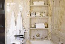 Bathroom: Details / by Heather Ellerbe