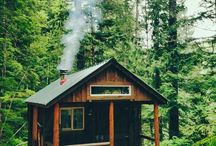 Lovely cabins