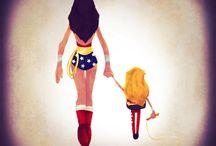 meus super herois