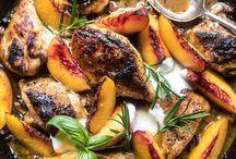 Au menu: chicken
