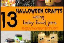 Halloween / Deco and diy ideas voor Halloween