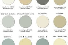 Tiny House Colors