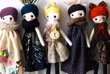 Cuties! / Dolls,plushies and the like because I like them
