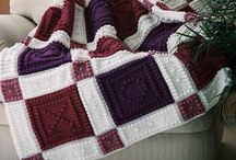 Blankets knitted