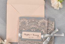 Save the Date / Einladungskarten Hochzeit