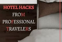 Hotel Hacks! / We've got the best hacks to make your hotel stay easier!
