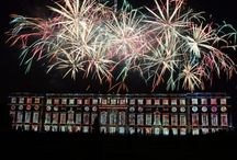 Hampton Court Palace 500 year Celebrations / Titanium Fireworks had the honour of producing the display for the 500 year anniversary celebrations at Hampton Court Palace.