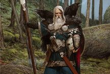 Gods Of The Norse Pantheon