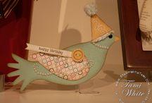 bird crafts / by Pamela Berry