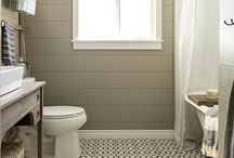 bathroom / new home inspiration