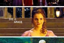 Hermione the best