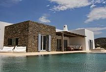 Paros Villas / Luxury villas in Paros, Greece