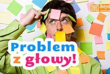 PROBLEM Z GŁOWY / Problem z głowy to magazyn psychologiczny, w którym będziemy szukać rozwiązań problemów, które burzą nasz spokój.  Każdy odcinek odpowiada na jedno pytanie. Razem z zaproszonymi do studia gośćmi dążymy do tego, żeby problemy, które rodzą się w naszej głowie, mieć jak najszybciej z głowy!