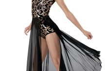 Dance / Dance costumes and shoes especially latin dances.