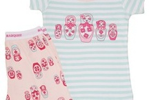 Marquise girls pyjamas for summer - welcome to PlanetPyjama.com.au