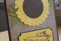 Cards For Thanks / by Melissa Borror